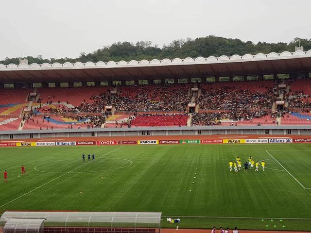 CLB Hà Nội dừng bước trước April 25 ở AFC Cup bởi luật bàn thắng sân khách - 1