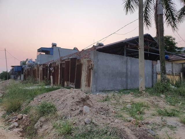 Vụ giang hồ cát cứ đất ở Hải Phòng: Quận đổ lỗi loanh quanh? - 2