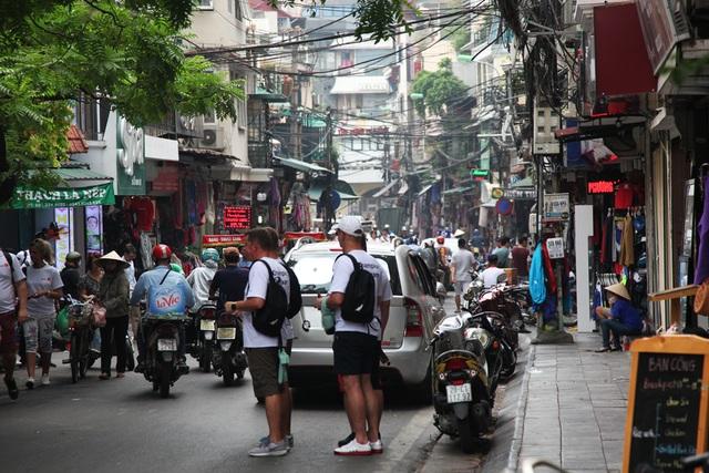8 phố dự kiến thành không gian đi bộ mới của Hà Nội - 5