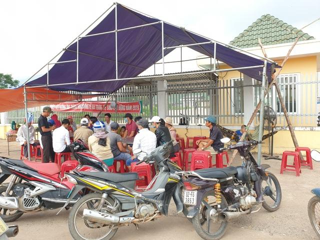 Dân chặn nhà máy cồn Đại Tân gây ô nhiễm