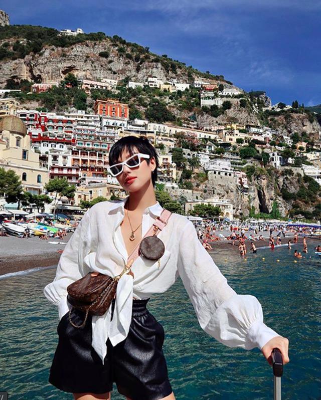 Châu Bùi, Khánh Linh: 2 fashionista Việt ghi dấu ấn tại thánh địa thời trang Paris, Milan - 12