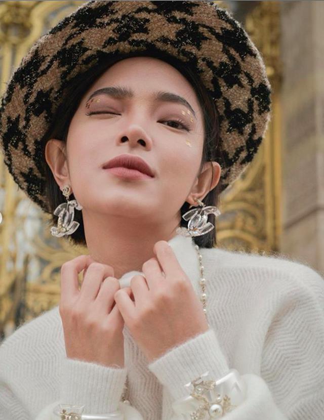 Châu Bùi, Khánh Linh: 2 fashionista Việt ghi dấu ấn tại thánh địa thời trang Paris, Milan - 5