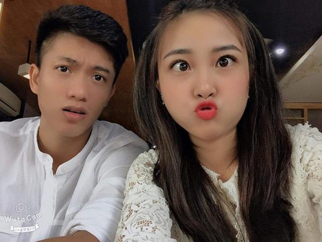 """Bạn gái cầu thủ Phan Văn Đức: """"Anh ấy yêu thật lòng và tôn trọng gia đình mình"""" - 2"""
