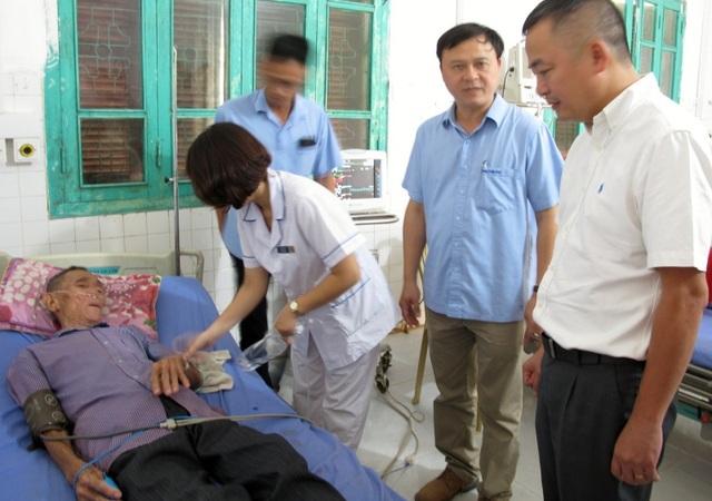 Bác sĩ tuyến trung ương sẽ hội chẩn, tìm bệnh cho bệnh nhân ngay từ cơ sở - 1