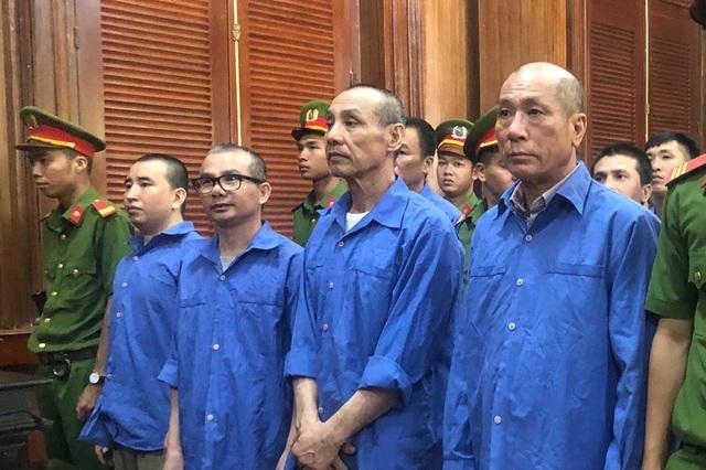 Đề nghị 6 án tử hình cho đường dây ma túy lớn nhất Sài Gòn - 2
