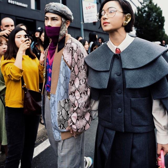 Châu Bùi, Khánh Linh: 2 fashionista Việt ghi dấu ấn tại thánh địa thời trang Paris, Milan - 3
