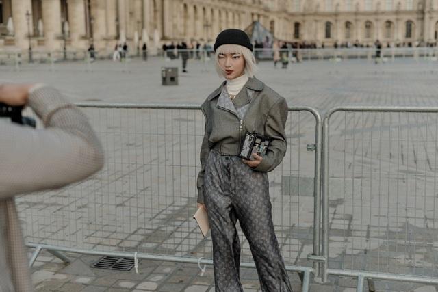 Châu Bùi, Khánh Linh: 2 fashionista Việt ghi dấu ấn tại thánh địa thời trang Paris, Milan - 1