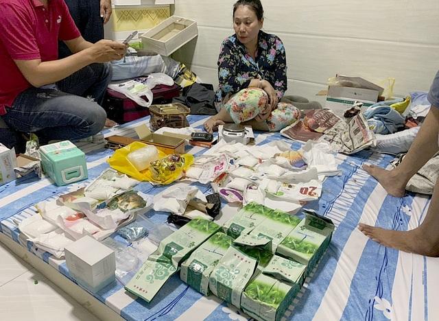 Con rể, con nuôi giúp mẹ điều hành đường dây ma túy ở Sài Gòn - 1