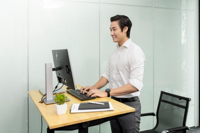 Để nhân viên tăng hiệu suất làm việc, doanh nghiệp cần một văn phòng hiện đại lấy con người làm trọng tâm - 5