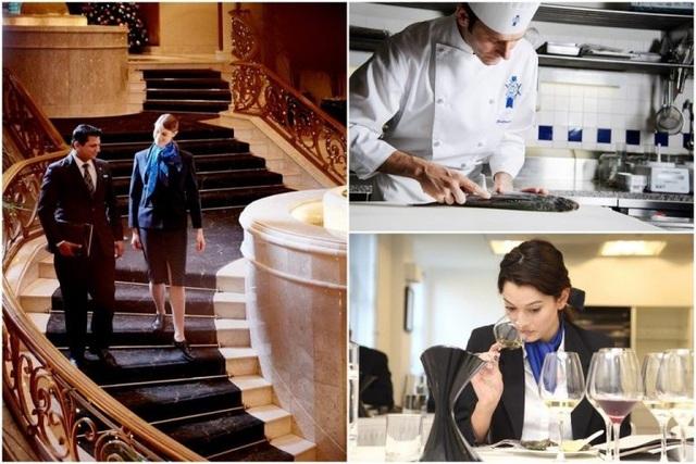 Du học trường top thế giới – Thực tập hưởng lương khách sạn 5 sao - 1