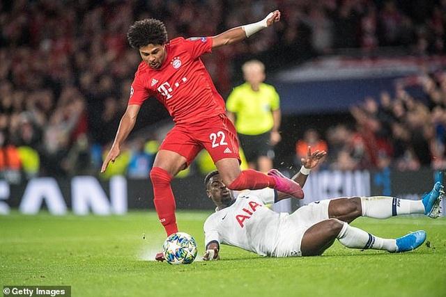Tottenham 2-7 Bayern Munich: Ngày kinh hoàng của Á quân Champions League - 4