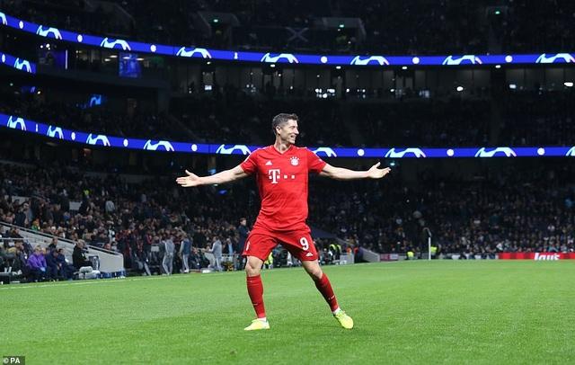 Tottenham 2-7 Bayern Munich: Ngày kinh hoàng của Á quân Champions League - 5