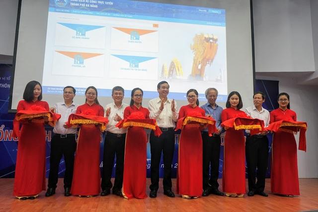 Đà Nẵng đưa Cổng dịch vụ công trực tuyến vào hoạt động - 1