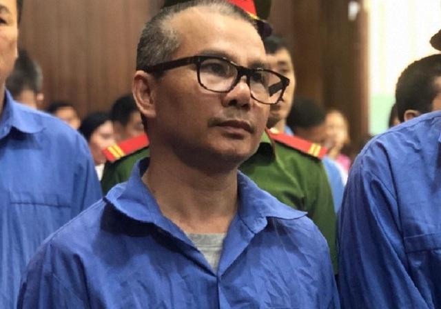 Đề nghị 6 án tử hình cho đường dây ma túy lớn nhất Sài Gòn - 1