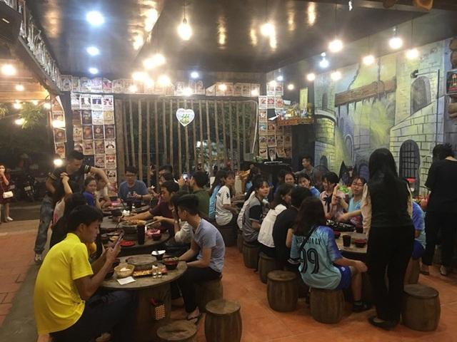 Kinh doanh buffet ở Việt Nam: Tưởng không lãi mà lãi không tưởng! - 3