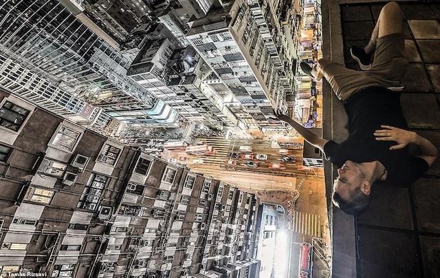 Những bức ảnh gây bão có thể khiến người chụp đánh đổi bằng tính mạng - 2