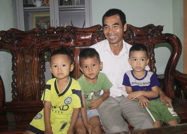Gia đình khuyến học người Vân Kiều tiêu biểu miền sơn cước - 2