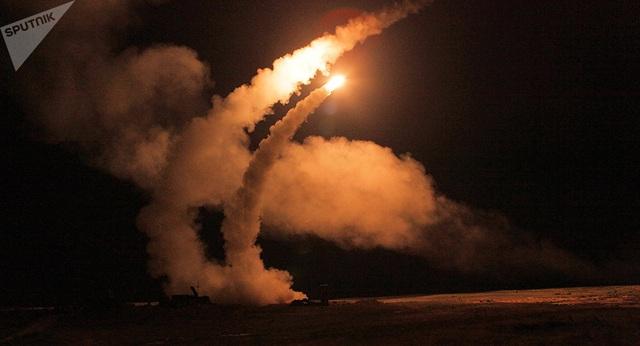 Nga thử nghiệm Rồng lửa S-500 tối mật ở Syria - 1