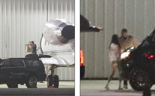 Justin và Hailey Bieber trở về nhà sau đám cưới toàn sao - 9