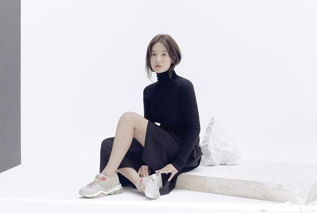 """Trang điểm """"sương sương"""", Song Hye Kyo vẫn cuốn hút đặc biệt - 4"""