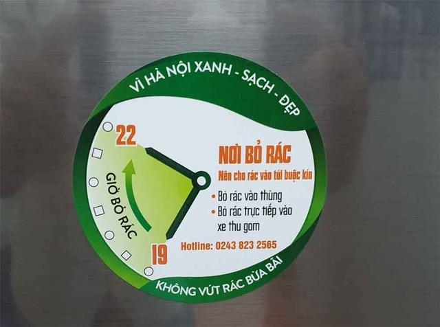 Hà Nội: Xem xét chuyển thùng rác gây ô nhiễm đi nơi khác - 3