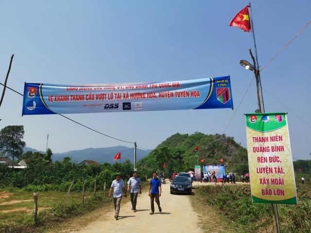 Dàn sao quyên góp xây cầu vượt lũ Quảng Bình - 4