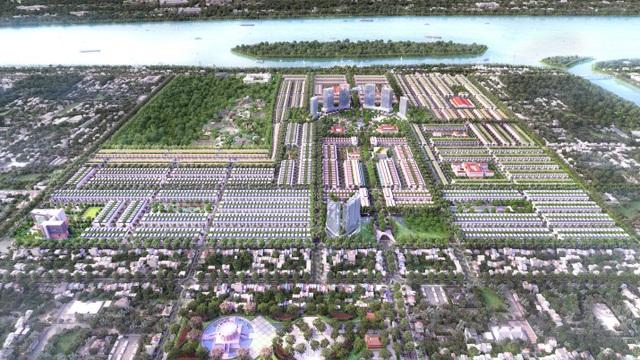 Hải Phát Land chính thức phân phối Đại đô thị trung tâm thành phố Cần Thơ - Stella Mega City - 2