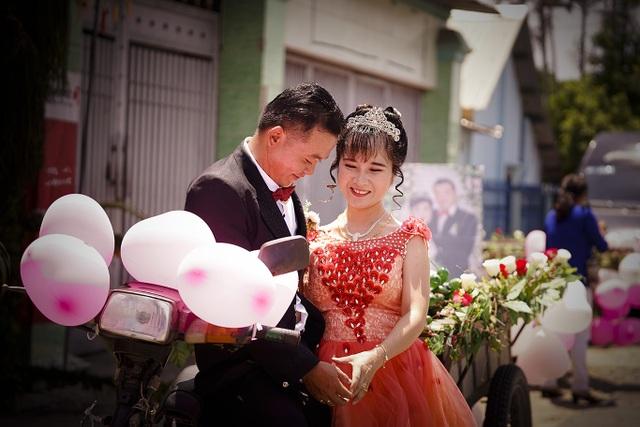 Nghẹn ngào đám cưới nơi mái ấm tình thương - 15