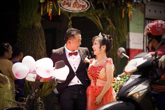 Nghẹn ngào đám cưới nơi mái ấm tình thương - 14