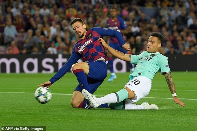 Barcelona 2-1 Inter Milan: Cú đúp của Luis Suarez - 3