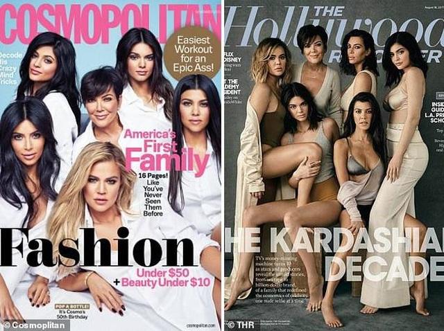 Các kiều nữ nhà Kardashian có ảnh chụp chung đầu tiên sau 2 năm - 3