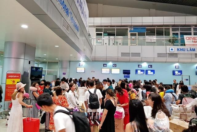 Đưa đường băng số 2 ở sân bay Cam Ranh vào khai thác trong tuần tới - 2