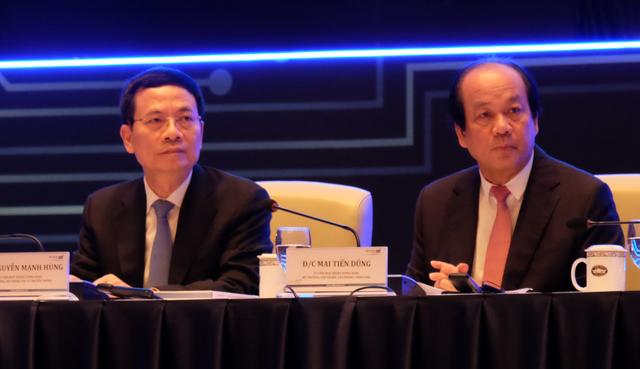 Bộ trưởng TT&TT: Việt Nam sẽ nằm trong Top 30 về chuyển đổi số vào năm 2030 - Ảnh minh hoạ 3