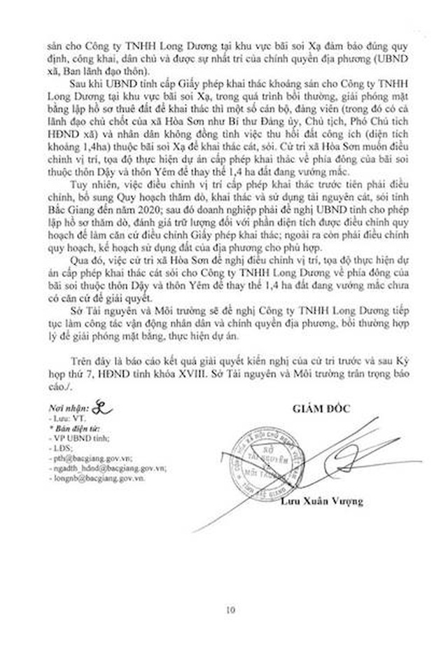 Không phạt doanh nghiệp Trung Quốc gây ô nhiễm bằng lý do hài hước tại Bắc Giang - 3