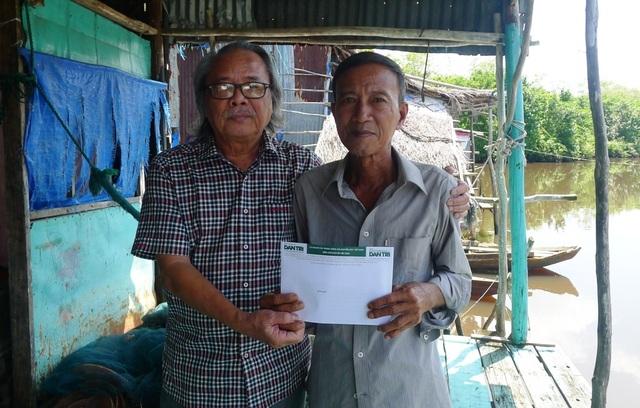 Bạn đọc Dân trí giúp đỡ 14 hộ dân bị thiệt hại do lũ lụt ở Phú Quốc - 6