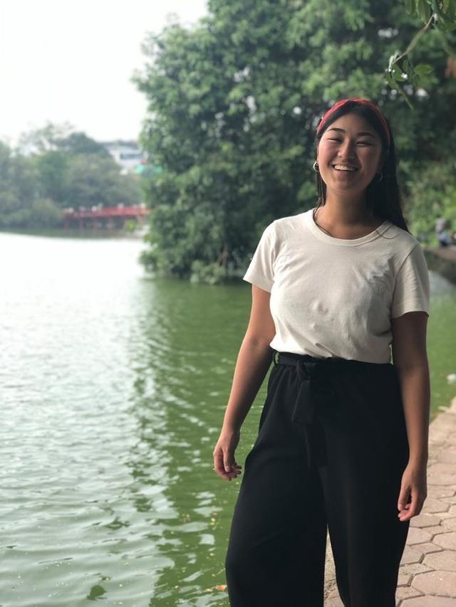 Cô gái Thụy Điển gốc Việt và ước mong cháy bỏng tìm cha mẹ sau 22 năm - 1