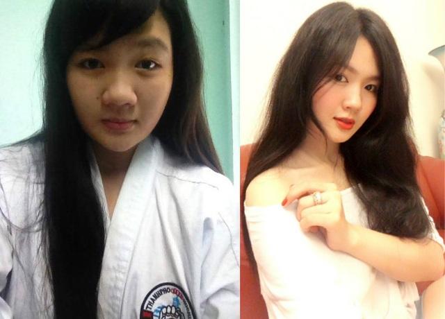 """Ám ảnh vì bị gọi là """"heo"""", cô gái Sài Gòn giảm 9kg trong 4 tháng - 1"""