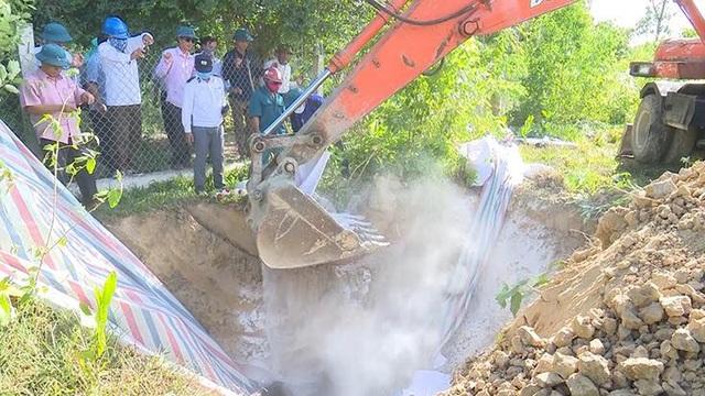 Quảng Bình: Tiêu hủy hơn 6 tấn lợn bị dịch tả châu Phi - 2