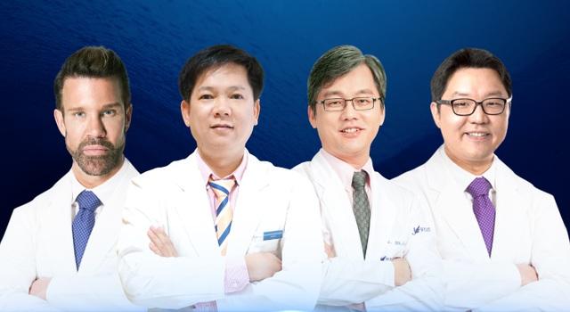 Hiện trạng thẩm mỹ ở Việt Nam qua góc nhìn của chuyên gia thế giới - 1
