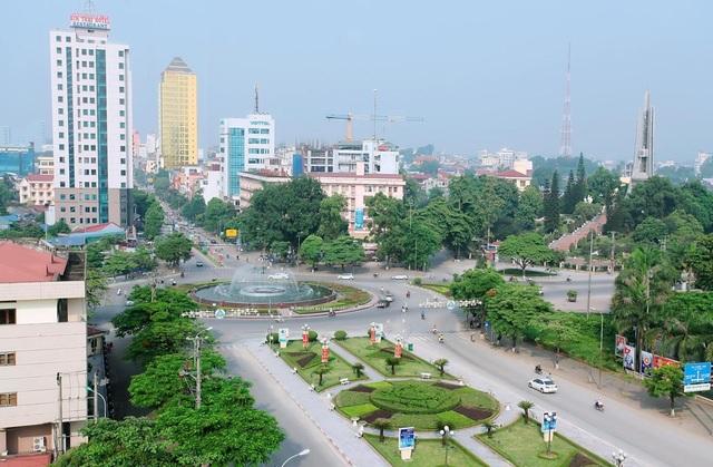Thái Nguyên: Bất động sản trong đà tăng trưởng - 2