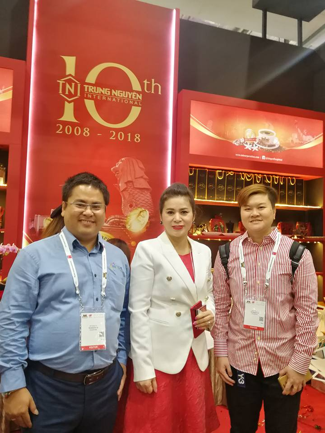 Bệ phóng Singapore cho doanh nghiệp Việt - 1