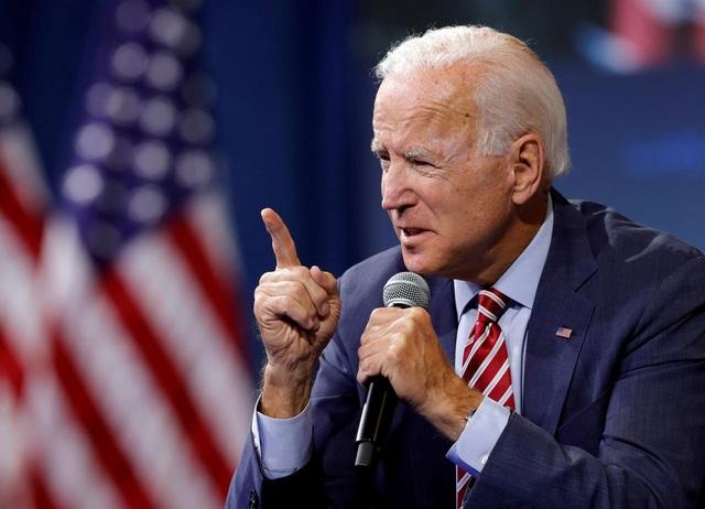 """Cựu Phó Tổng thống Mỹ Joe Biden: """"Ông Trump không thể hủy diệt tôi"""" - 1"""