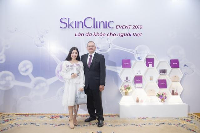 Chuỗi sự kiện SkinClinic - Làn da khỏe cho người Việt hội ngộ giới mộ điệu Sài Gòn - 1