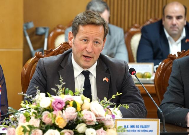 Vương quốc Anh sẽ hỗ trợ Việt Nam về công nghệ giáo dục, mầm non, đại học - 2