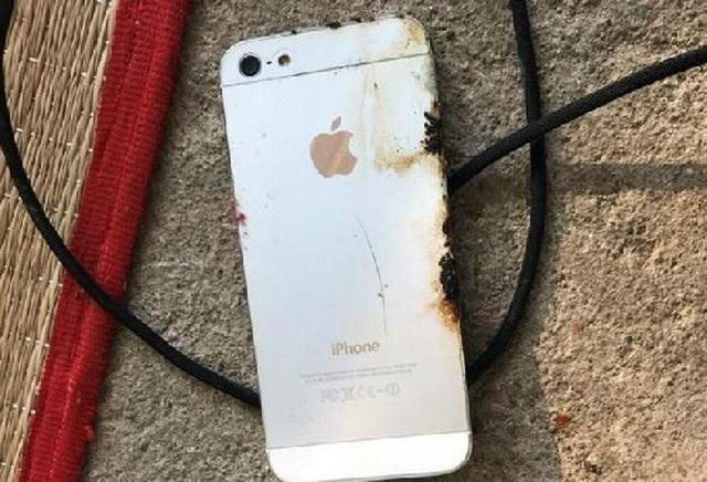 Điện thoại phát nổ khi đang sạc,1 thanh niên Lâm Đồng tử vong - 1