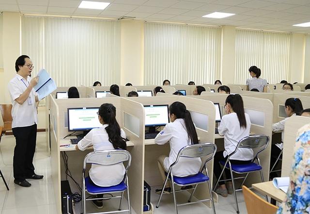 Thi THPT quốc gia trên máy tính: Phải chấp nhận không có bài luận trong đề thi trắc nghiệm! - 5