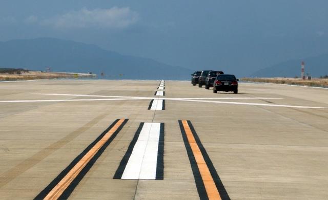 Đưa đường băng số 2 ở sân bay Cam Ranh vào khai thác trong tuần tới - 1
