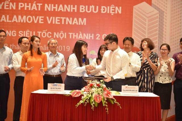 EMS hợp tác với Lalamove Việt Nam triển khai dịch vụ Giao hàng siêu tốc - 2