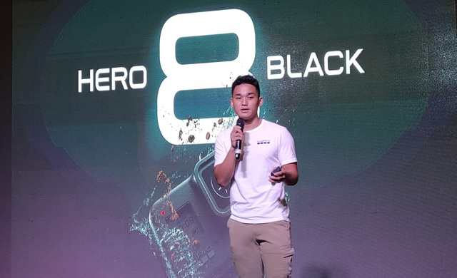 GoPro chính thức ra mắt máy quay Hero8 Black tại Việt Nam - 1