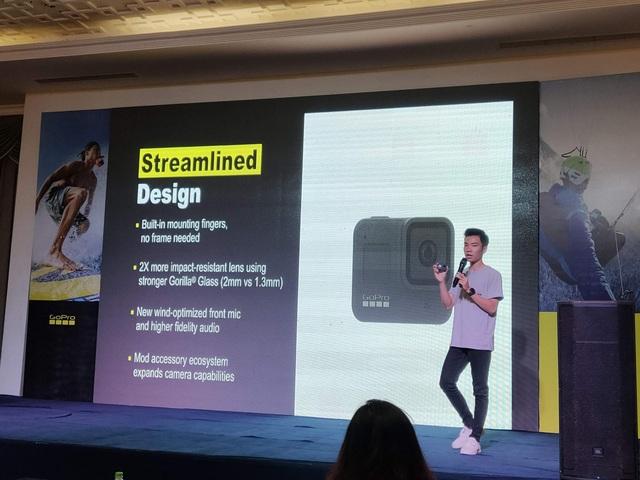 GoPro chính thức ra mắt máy quay Hero8 Black tại Việt Nam - 2